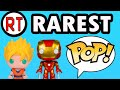 The Rarest Funko Pops Released So Far 2