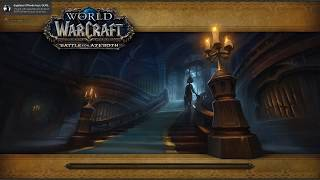 Waycrest Manor Mythic +12 (In Time with PUG) Protection Paladin | WoW BFA