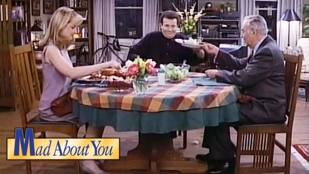 Download Alan Brady Comes Over For Dinner | Mad About You