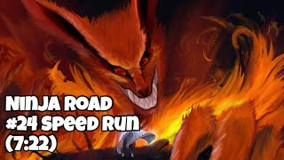 Ninja Road #24 Speed Run (7:22) | Naruto Shippuden: Ultimate Ninja Blazing