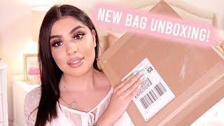 Affordable Luxury Bag Unboxing & Whats in my bag