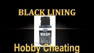 Hobby Cheating 56 - Black Lining