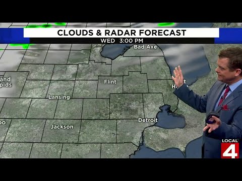 Metro Detroit weather forecast for Aug. 28, 2019 — morning update