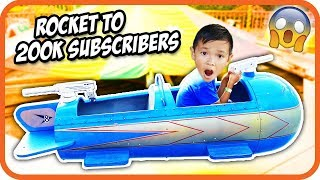 200K Subscribers Surprise, Theme Park Fun, Mini Golf Vlog – TigerBox HD