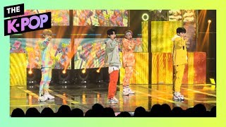 DONGKIZ, Just right (Original song:GOT7) [THE SHOW, Fancam, 191203] 60P