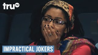 Impractical Jokers - Playwright Stinks Up The Theater (Punishment) | truTV