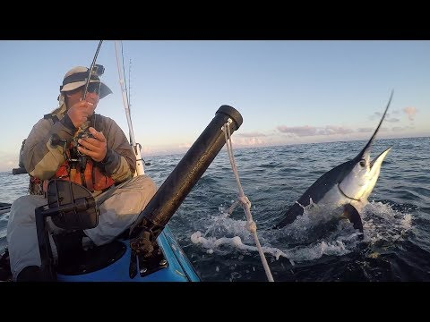 Key West Kayak Fishing - SAILFISH