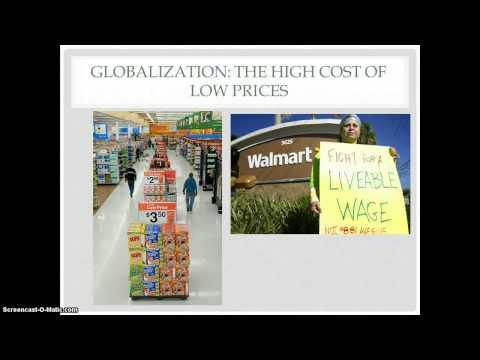 Globalization and Wal-Mart