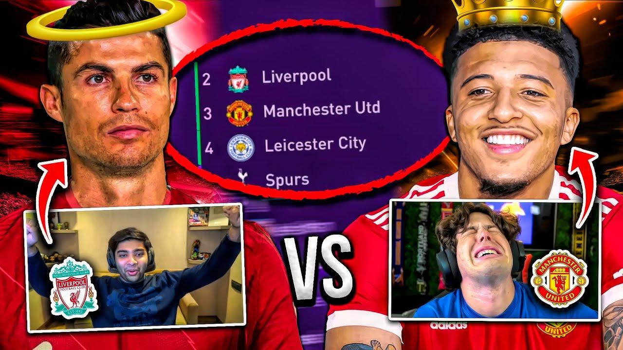 FIXING LIVERPOOL vs. MANCHESTER UNITED!! - FIFA 21 Career Mode (BFord vs S2G)