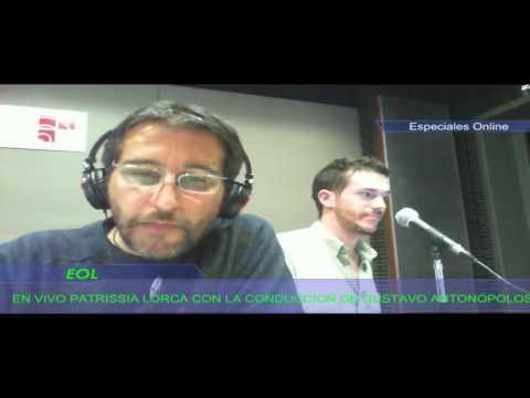 Patrissia Lorca en EOL (Radio Palermo)