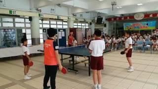 協和小學 恒生校園乒乓大挑戰