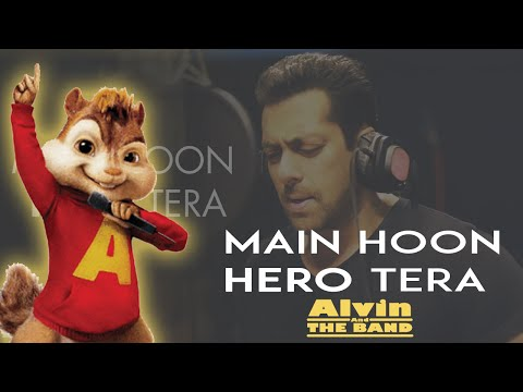"""Main Hoon Hero Tera"" chipmunks version 