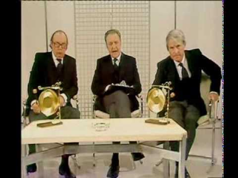Morecambe & Wise - Butler of the Year 1978