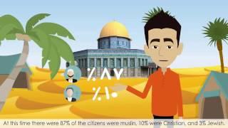 علي عمرو ولد عمره ١٥ سنة ومعلومات مدهشة عن فلسطين