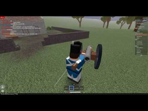 ROBLOX Artillery tutorial for Blood  Iron  YouTube