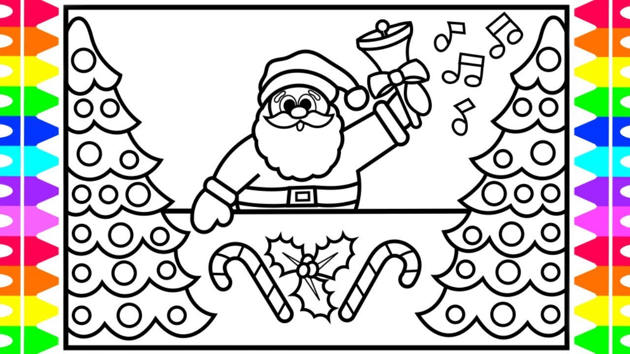 Free Printable Bell Coloring Pages For Kids | 720x1280