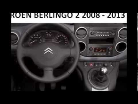 citroen berlingo 2 2008 2013 diagnostic obd port connector socket location obd2 dlc data youtube. Black Bedroom Furniture Sets. Home Design Ideas