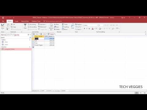 Creating Queries using Numeric Criteria in MS Access | Tech Veggies