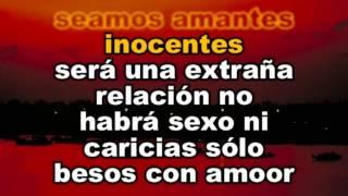 Amantes Inocentes - Binomio de Oro KARAOKE