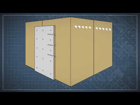 Constructing a Wood Tornado Shelter (6 of 6)