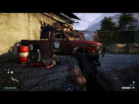 Let's Play Far Cry® 4 Part #7 - Die Stimme aus dem Radio - Deutsch German