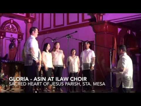 GLORIA- ASIN AT ILAW CHOIR