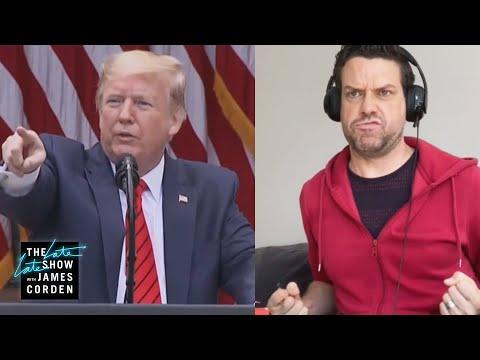 Behind the Scenes of Trump's Press Conference Meltdown - The Room Next Door