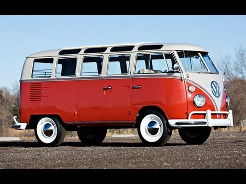 1965 Volkswagen Type 2 - 21 Window Bus $99,000 SOLD! - YouTube