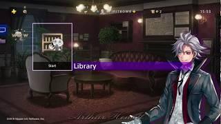 "Murder Detective Jack The Ripper ""Arthur(Murderer)"" Free PS4 Theme [JAPAN]"