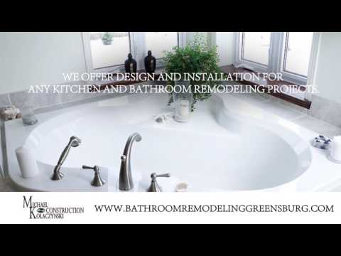 Bathroom Remodeling Greensburg Pa mk construction greensburg pa 15601 - youtube