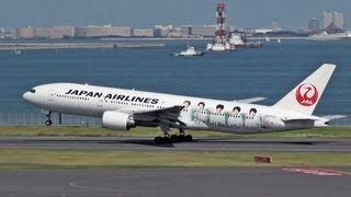 Wings of JAL Group - JALグループの翼たち - [JAL/日本航空 旅客機図鑑]