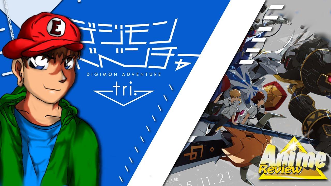 Digimon Adventure Tri German