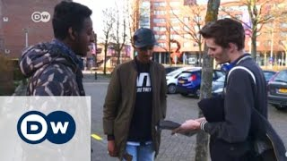 Why young people support Wilders | DW News