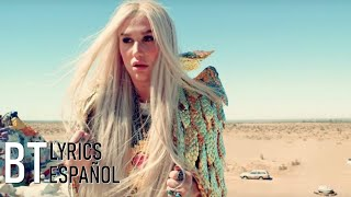 Kesha - Praying (Lyrics + Español) Video Official