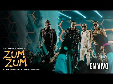Daddy Yankee , Rkm & Ken-Y , Arcangel  🐝🍯 - Zum Zum [L