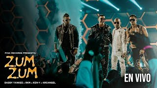 Daddy Yankee  Rkm And Keny  Arcangel  ... @ www.OfficialVideos.Net