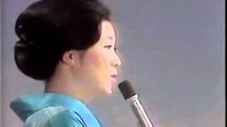 東海林太郎、島倉千代子によるすみだ川.