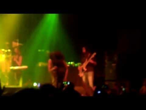 Erykah Badu live at Melkweg, Amsterdam 2013