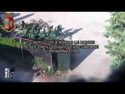 """""""Operazione Route 16"""", [VIDEO] bulgare sulla strada. La Polizia di Foggia sgomina in Capitanata banda dedita alla prostizione"""
