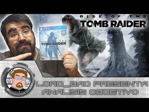 Rise Of The Tomb Raider  | Analisis Objetivo PS4