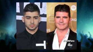Zayn Malik Rips One Direction, Simon Cowell Responds