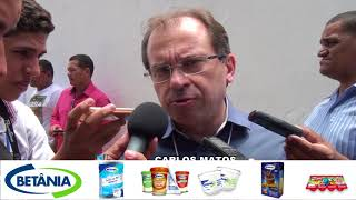 Encontro PMDB em Massapê - Deputado Carlos Matos