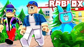 Chasing Down My Friends As The Easter Bunny In Roblox Bunny Hunt With Gizzy Gazza + Digitzed Pixels
