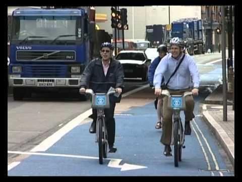 World Business: London Embraces Cycling 10/09/10