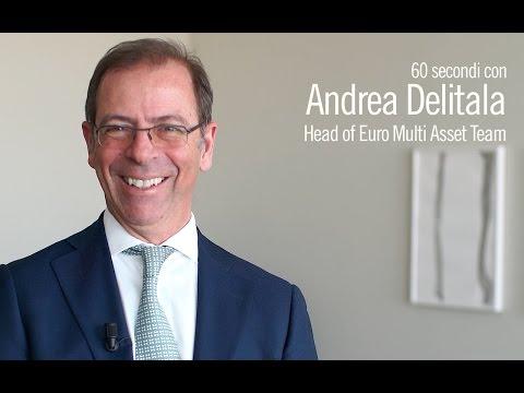 60 secondi con Andrea Delitala