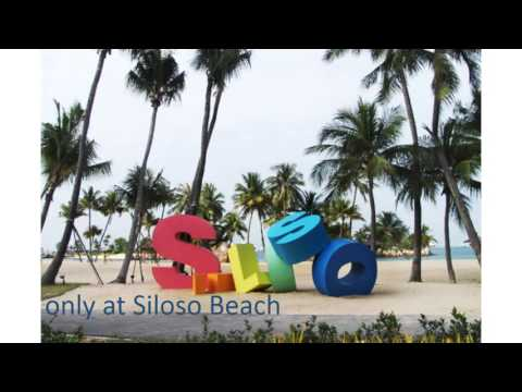 singapore airport to siloso beach resort