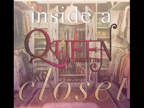 Inside A Queens Closet  Yes I Am A Queen.com Make It Count
