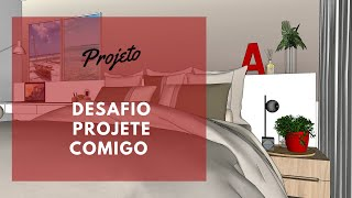 DESAFIO PROJETE COMIGO • QUARTO CASAL