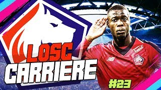 FIFA 19 | CARRIERE MANAGER LOSC | #23 : PETITE VIDEO !!!