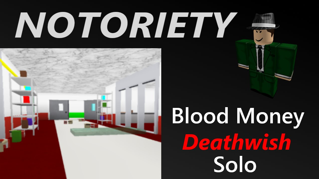 how to unlock death wish in notoriety roblox
